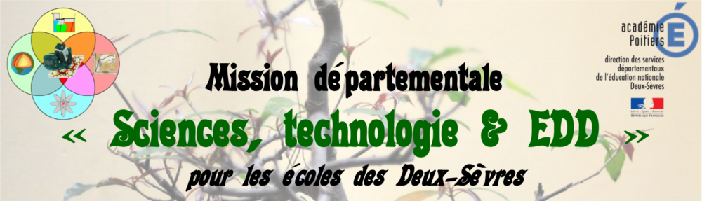 Mission sciences pour les écoles des Deux-Sèvres
